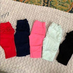 0-3 month pants bundle